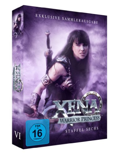 Xena: Warrior Princess, Staffel 6 (6 DVDs)