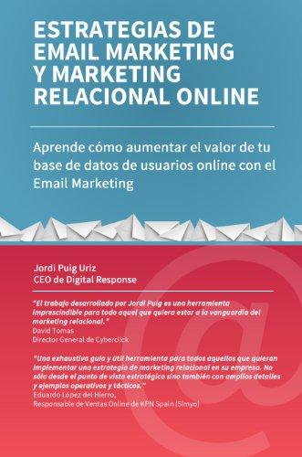 Estrategias de Email Marketing y Marketing Relacional Online