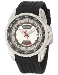 Bulova Men's 96B171 CAMPTON Strap Watch