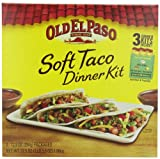 Ortega Taco Kit, Whole Grain, 785.5 Gram (Pack of 3)