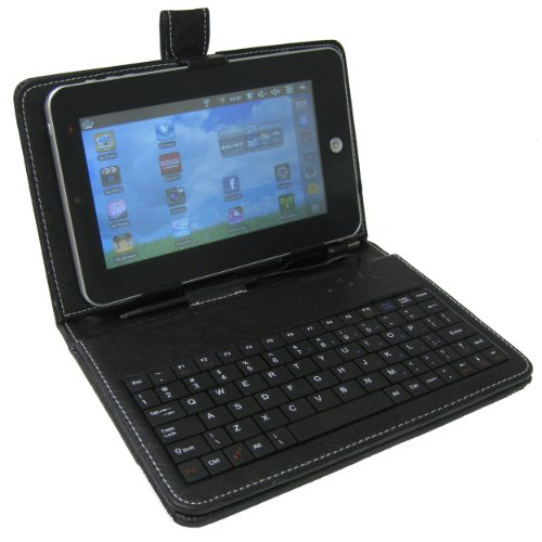 Best Buy! Maylong MK-200 Universal Keyboard and Case for 7-Inch Tablets(MK-200)