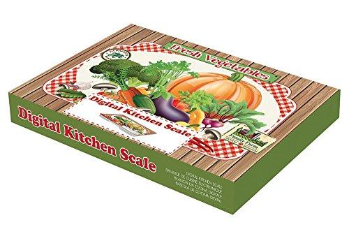 Sans Marque 739VEGE Balance de Cuisine Vegetables
