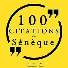 100 citations de Sénèque | Livre audio Auteur(s) :  Sénèque Narrateur(s) : Nicolas Planchais