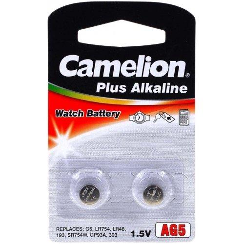 Pile-bouton Camelion LR754 (2 unités sous blister)