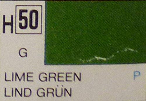LIME GREEN GLOSS ml 10 Pz.6 Gunze Colori ed Accessori modello modellino die cast