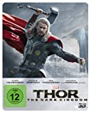 DVD - Thor - The Dark Kingdom - Steelbook (inkl. 2D-Blu-ray) [3D Blu-ray] [Limited Collector's Edition]