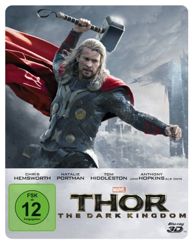 Thor - The Dark Kingdom - Steelbook
