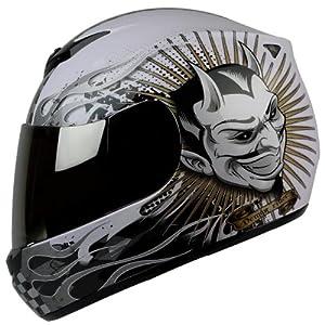 AR-01 Demon Rider White