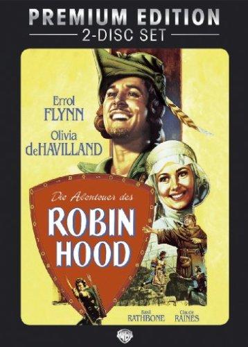 Die Abenteuer des Robin Hood - Premium Edition (2 DVDs)