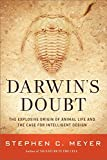 Image of Darwin's Doubt: The Explosive Origin of Animal Life and the Case for Intelligent Design