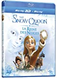 The Snow Queen, La Reine des Neiges [Blu-ray 3D]