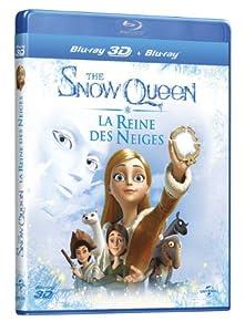 The Snow Queen, La Reine des Neiges [Blu-ray 3D]