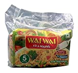 #10: Wai Wai 123 Veg Noodles, 70g (Pack of 5)