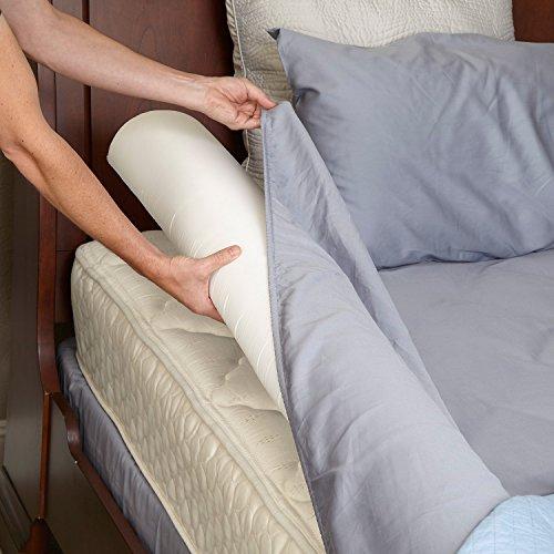Hiccapop Universal Foam Bed Rail Bumper With Waterproof