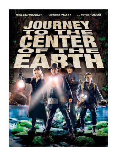 Cover art for  Journey to the Center of the Earth