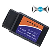 VIMVIP ELM327 WIFI Wireless OBD2 OBDII Car Auto Diagnostic Scanner Adapter Reader for iPhone4S 5 iPad 4 iPad Air iOS PC