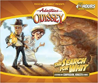 The Search For Whit (Adventures in Odyssey #27) written by AIO Team