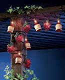 Vineyard Wine And Grapes String Lights Decoration