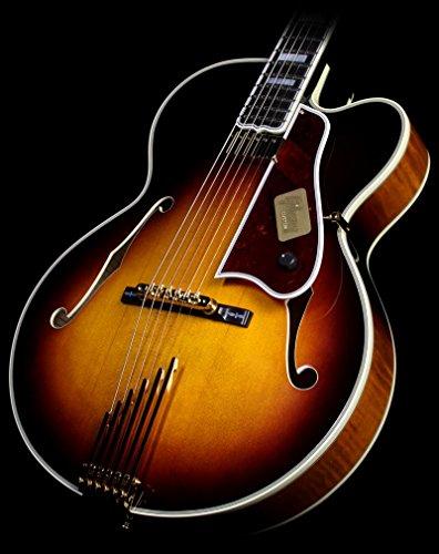 Gibson Custom Shop Csl5Slrsbgh1 Lee Ritenour L5 Signature Hollow-Body Electric Guitar, Sunburst