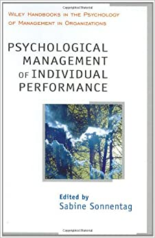 managing the individual performance within organisations Team attributes at both the individual (ie characteristics impact organizational performance will success by improving top management team performance.