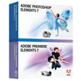 "Adobe Photoshop Elements 7 & Adobe Premiere Elements 7 WINvon ""Adobe"""