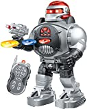 Remote Control Robot - Fires Discs, Dances, Talks - Super Fun RC Robot