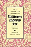 The Collected Letters of William Morris, Volume 3: 1889-1892 (0691066019) by Morris, William