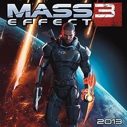 Mass Effect(TM) 3  2013 Wall (calendar)