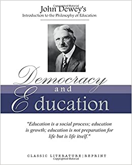 an introduction to the life of john dewey John dewey lived from 1859 to 1952 in the united states of  disrupted  community life and caused disorientation for people,.