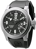 Zodiac ZMX-04 ZO8510 Gents titanium cased automatic watch with anti-allergic rubber strap