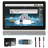 Skytex Primer Pocket 4.3-inch Multi-touch Android 2.2 Media Tablet with Accessory Bundle