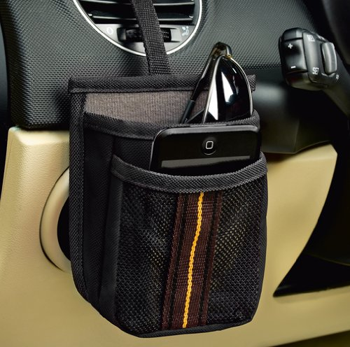 high-road-express-air-vent-2-pocket-car-cell-phone-holder