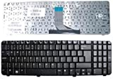 BRAND NEW FOR HP COMPAQ CQ61-300 NOTEBOOK LAPTOP ENGLISH KEYBOARD UK LAYOUT BLACK COLOUR