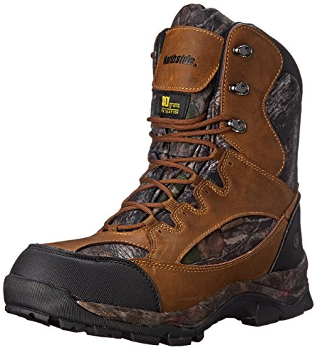 Northside Men's Renegade 800 Hunting Boot, Tan Camo, 12 M US (800 Gram Insulated Boots compare prices)