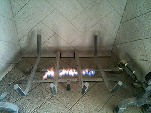 Universal Fireplace Log Lighter Kit 17 Burner Pipe With