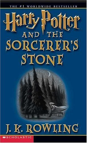 Harry Potter And The Sorcerer s Stone (mm) 1st (first) Edition by Rowling, J.K. …
