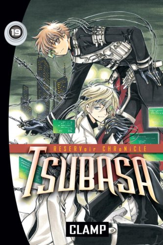 Tsubasa 19: RESERVoir CHRoNiCLE (Tsubasa Reservoir Chronicle)