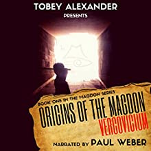 Origins of the Magdon: Vercovicium: The Magdon Series, Book 1 Audiobook by Tobey Alexander Narrated by Paul Weber