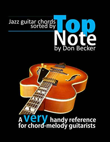 jazz-guitar-chords-sorted-by-top-note-english-edition