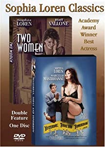 Sophia Loren: Yesterday Today and Tomorrow /Two Women [Import]