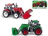 Tractor excavadora granja fricción 99986