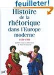 Histoire de la rh�torique dans l'Euro...