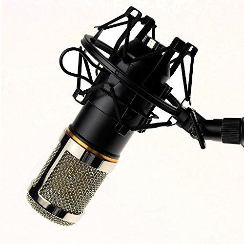 Codio Condenser Microphone Studio Broadcasting Recording Microphone For Computer PC (Studio Voice Mixer compare prices)