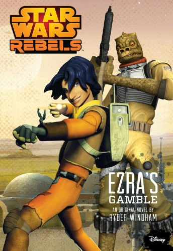 Star Wars Rebels Ezra's Gamble