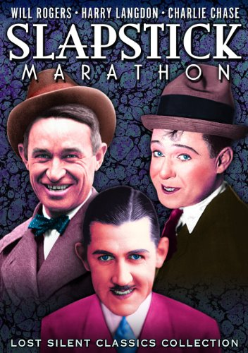 Slapstick Marathon [DVD] [1915] [Region 1] [US Import] [NTSC]