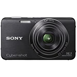 Sony DSC-W630 Negra- Cámara digital compacta