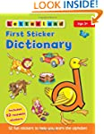 First Sticker Dictionary (Letterland)