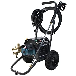 Campbell Hausfeld CP5211 2,000 PSI Commercial Grade Electric 120 Volt Pressure Washer With 25-Foot Hose