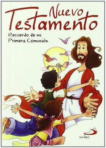 Nuevo Testamento: recuerdo de mi primera comunión