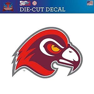 Fairmont State University Fighting Falcons Die-Cut Vinyl Decal Logo 1